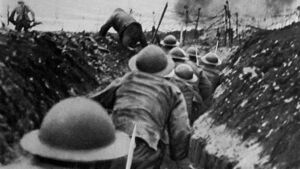 Readers' blog: The end of Great War didn't signify end to killing