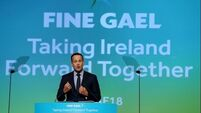The Fine Gael ard fheis: Are political conventions redundant?