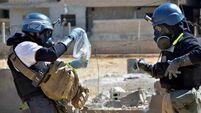 Act of an enemy: Chemical weapons watchdog plot