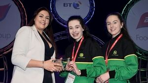 Winning BT Young Scientist and Technology Exhibition agri-food projects