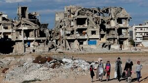 Readers' blog: Suffering in Syria cannot be allowed to continue