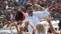 Inept Maduro clings to power - Regime must end to avert catastrophe