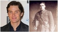 Cillian Murphy delivers spine-tingling spoken word prologue of solider's World War One letter