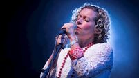 Kate Rusby to scour Cork Folk Festival for old tunes that need rescuing