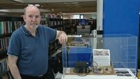 Cork exhibition reliving the glory days of pirate radio