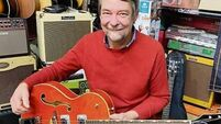 The key to the success of 30-year Waterford music shop