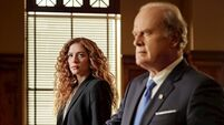 Kelsey Grammer is fighting against justice for latest role