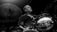 Jeff Ballard banging the drum for a jazz revival