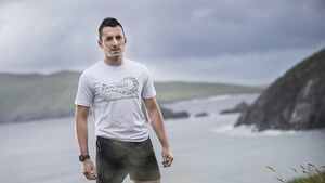 Cousin inspires Kerryman to cross US in 36-day run and cycle trek