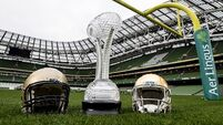 Irish American Football Association pays out €40k