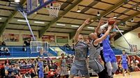 Tralee Warriors' late surge wears down Neptune