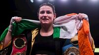 Katie Taylor secures third world title following decisive victory over Rose Volante