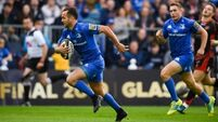 New Year, new opportunity for Leinster's Jamison Gibson-Park