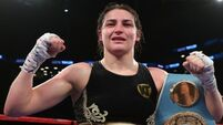 Katie Taylor to defend world titles against Wahlstrom in New York