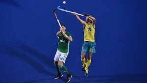 Shane O'Donoghue's landmark goal not enough to deny Aussies