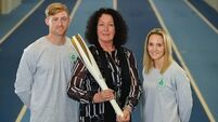 Patricia Heberle has a bright vision for Irish athletes