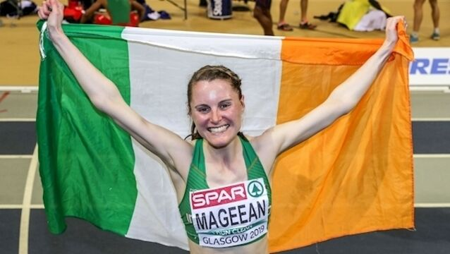 Mageean and English win medals at European Indoor Championships
