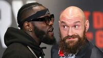 Frank Warren plots Wilder rematch for 'people's champion' Tyson Fury