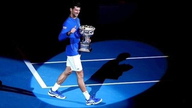 Nadal shell-shocked as Djokovic delivers perfection in Melbourne