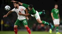 Ireland V Bulgaria player: How the team fared