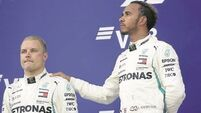 Lewis Hamilton admits Sochi win 'doesn't feel great'