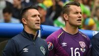 Robbie Keane and Shay Given among sports stars backing online campaign for cancer funds