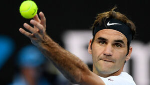 Roger Federer closing in on landmark title with Dubai victory