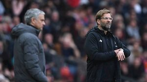 Anfield humbling could signal time on Jose Mourinho's troubled United reign