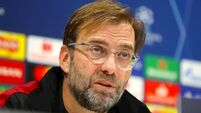 Monday morning quarterback: Jurgen Klopp's mission is to block out noise