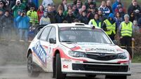 Derek McGarrity close to landing eighth Northern title