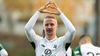 Celtic striker Leigh Griffiths to take time out of football