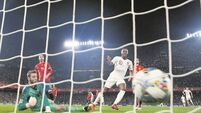 Sublime Sterling sinks Spain as England hold on for impressive win