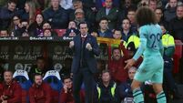 Two trips to test Emery's away-day progress