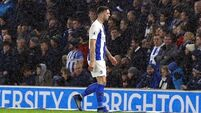 'No hiding place' for Shane Duffy as he apologises for headbutt red card