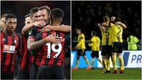 League Cup: Bournemouth and Burton Albion through to quarter-finals