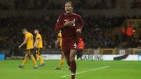 Liverpool title charge inspired by consistent brilliance of Van Dijk
