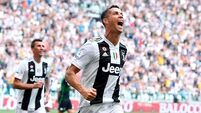 Cristiano Ronaldo on the scoresheet for Juventus amid rape allegation controversy