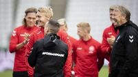 Denmark's World Cup soul-searching, a quarrel, and an absent superstar