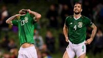 Shane Duffy: Blame the players not Martin O'Neill