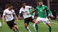 Northern Ireland suffer last-gasp heartbreak as Austria inflict more misery in Belfast