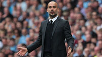 Pep: Critics will round on us if we fail in Europe