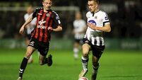 League or Ireland: Dundalk end season with draw; Cork City hit Bray for five