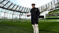 Ian Wright: Me and Roy Keane very close
