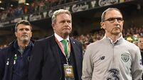 Former Ireland coach Steve Walford shocked by 'wrong' decision to sack Martin O'Neill