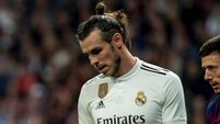 Gareth Bale's agent deems Real Madrid fans 'a disgrace'
