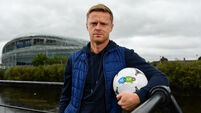'I get slaughtered for it in this country': Damien Duff says 'dinosaur mentality' holding back Irish football
