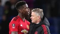 Solskjaer provides perfect riposte to PSG setback