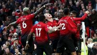 Great goals galore as Man United beat Southampton in thriller