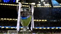 Champions League: United handed tough draw while all-English quarter-final first leg set for Wembley