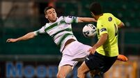 Shamrock Rovers thump Finn Harps to go top
